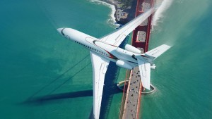 Dassault business jets: Falcon 8X