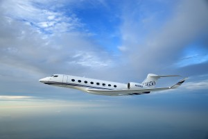 Gulfstream G650 ranked number four long range business jet