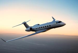 Gulfstream G650ER ranked number two long range business jet