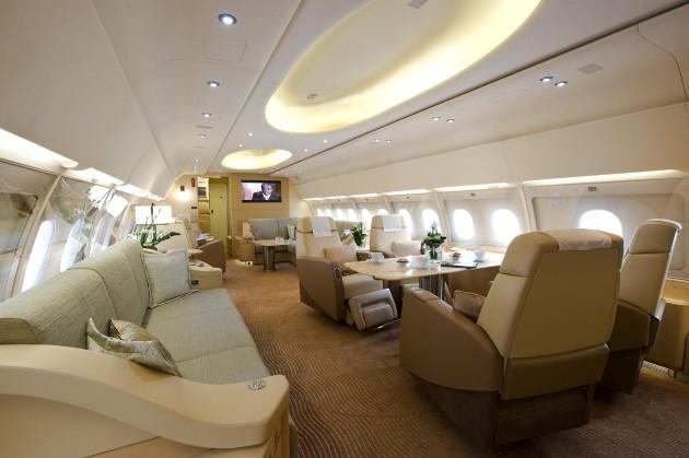 Jet Aviation Basel Design