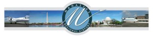 Manassas regional airport in Virginia