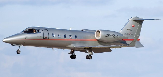 VistaJet Learjet 60