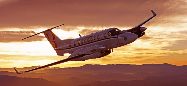 Beechcraft King Air 350 ER