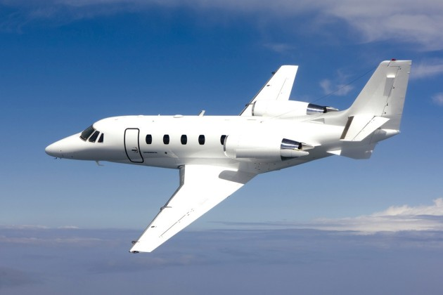 Citation XLS plus delivered in China