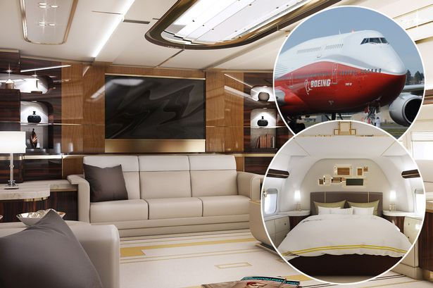 Luxury 605 Million Boeing 747 Unveiled 2015 Fbo Survey Results Private Jets And Sports
