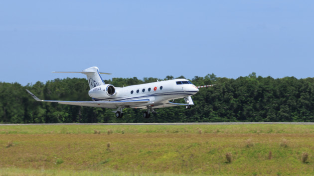 Gulfstream G500 Completes First Flight