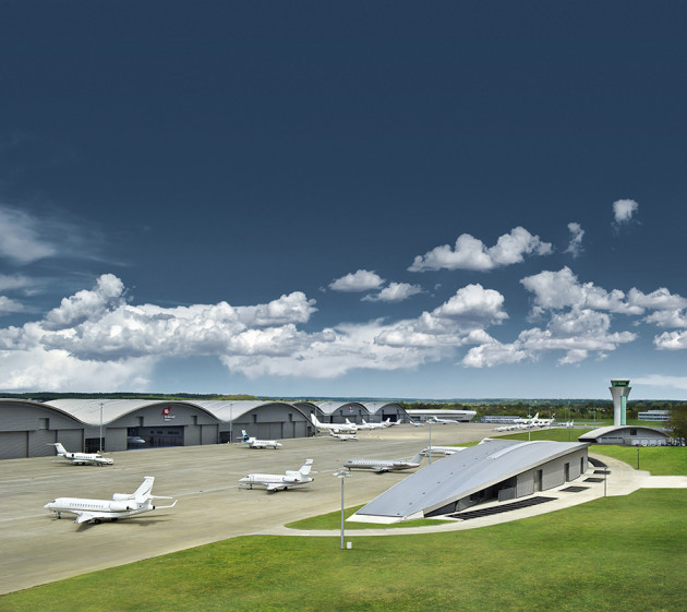 TAG Aviation at the UK Farnborough Airport earned FBO top honors