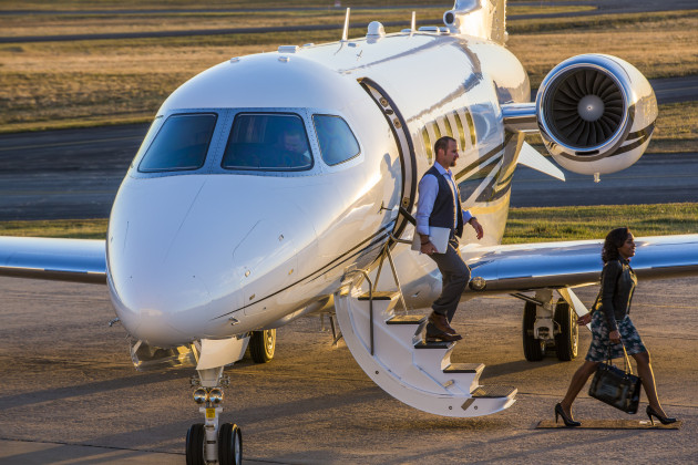 Private jet charter gives you scheduling flexibility