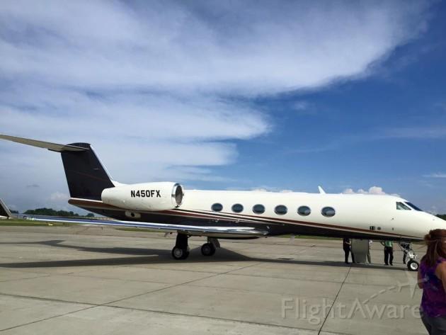 Gulfstream 450 N450FX