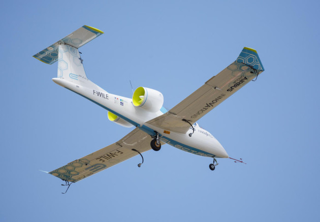 Airbus E fan plane