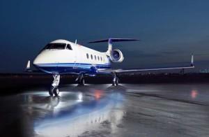 Gulfstream GIVSP empt leg charter rate