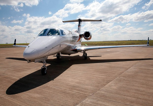 Embraer Phenom 300 delivered to Luxaviation