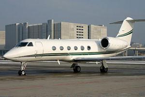 Gulfstream GIV one way charter rate