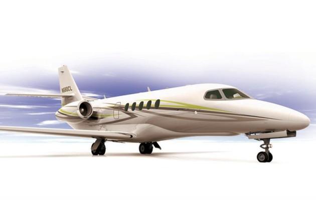 Cessna Citation Latitude exterior