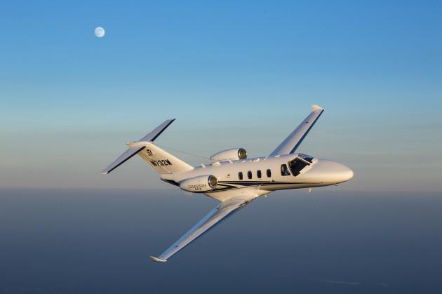 Cessna Citation M2 High Elevation Certification