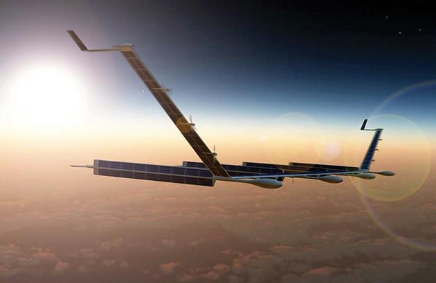 Boeing Solar Eagle