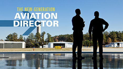 New Generation Aviation Director
