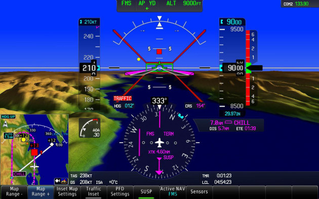 Traffic Alert and Collision Avoidance System TCAS