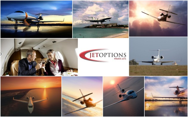 Private Jet Charter Through JetOptions Is A Sensible And Cost Effective Solut