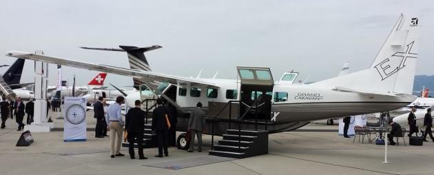 Cessna Grand Caravan EBACE 2014