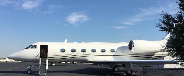 Gulfstream GIV will be retrofitted