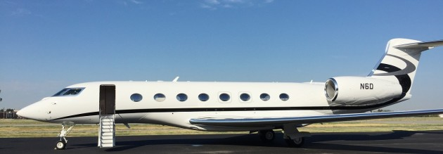 The Gulfstream G650 is a heavy ultra long range jet