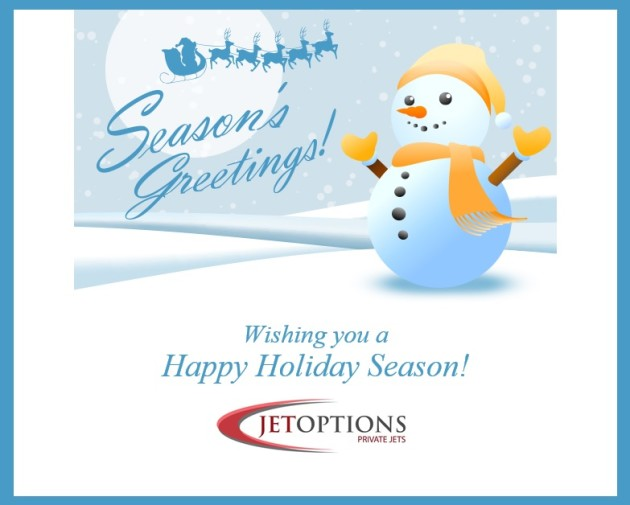 JetOptions wishes you Happy Holidays 2015