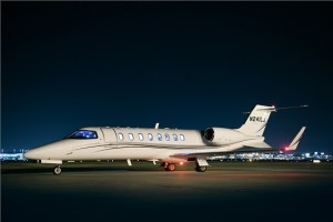 Charter a light jet to the Super Bowl