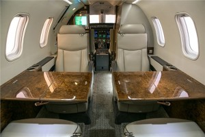 Charter a Learjet 45XR light jet to the Super Bowl