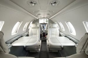Charter a Citation Jet 1 or CJ1 Jet from JetOptions