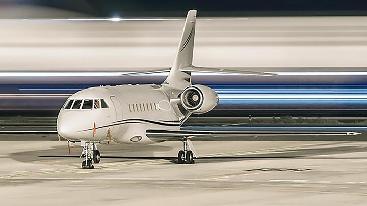 Falcon 2000EX EASy Jet Exterior