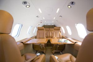Charter a Learjet 35 Jet from JetOptions