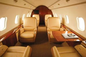 Charter a Challenger 300 Jet from JetOptions