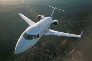 Charter a Challenger 605 Jet from JetOptions