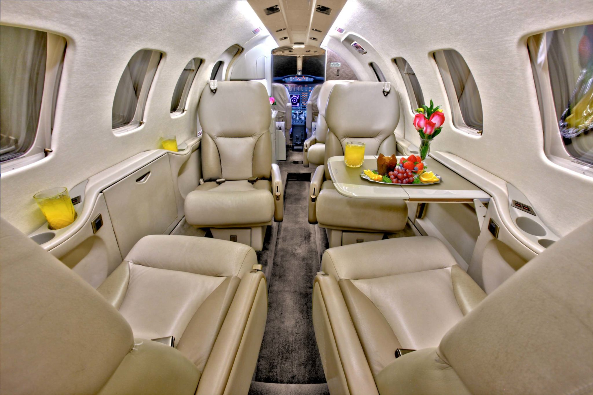 Charter a Citation Bravo Jet from JetOptions