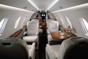 Charter a Citation Excel Jet from JetOptions