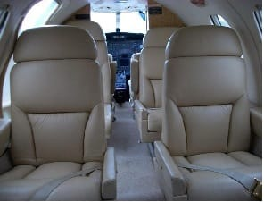 Charter a Citation I Jet from JetOptions