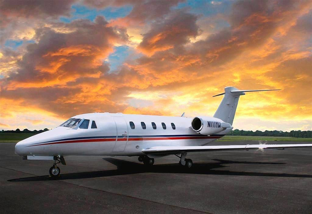 Charter a Citation III Jet from JetOptions