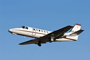 Charter a Citation CJ2 Jet from JetOptions