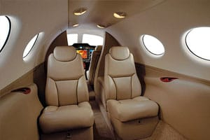 Charter a Citation Mustang Jet from JetOptions