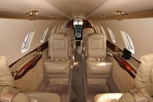 Charter a Citation Sovereign Jet from JetOptions