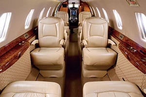 Charter a Citation X Jet from JetOptions