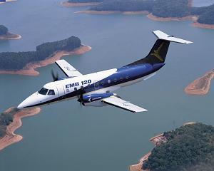 EMB 120 Jet Exterior