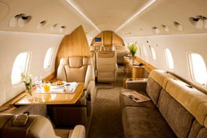 Charter a Legacy 600 Jet from JetOptions