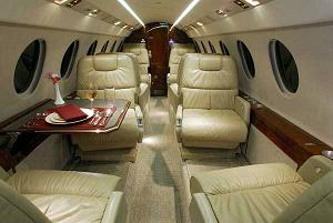 Charter a Falcon 50 Jet from JetOptions