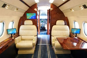 Charter a Falcon 900EX Jet from JetOptions