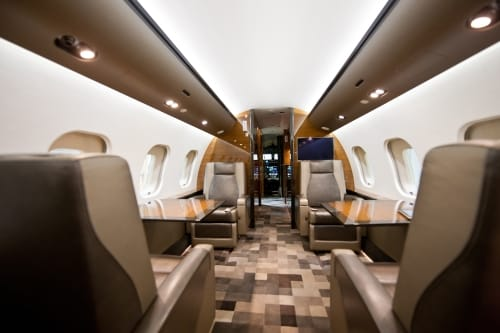 Charter a Global 6000 Jet from JetOptions