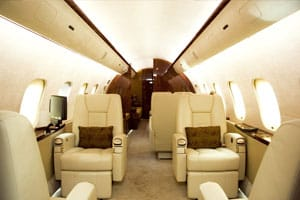 Charter a Global 5000 Jet from JetOptions