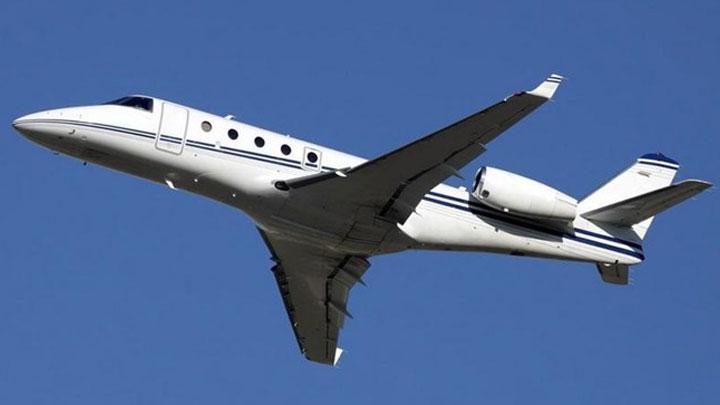 Gulfstream G150 Jet Exterior
