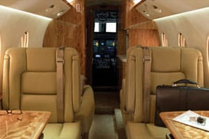 Charter a Gulfstream G150 Jet from JetOptions
